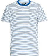 French Connection Men's Strasnice Mini Striped T-Shirt