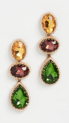 Deepa Gurnani Hadlee Earrings
