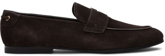 Car Shoe Tapered Toe Loafers
