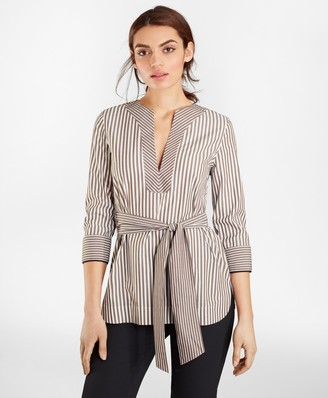 Brooks Brothers Non-Iron Striped Supima Cotton Shirt