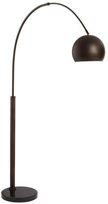 Pacific Coast Basque Arc Bronze Floor Lamp
