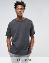 Cheap Monday Boxer T-shirt Used Wash
