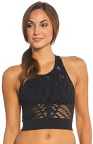 Alo Yoga Alo Vixen Fitted Yoga Crop Top 8144298
