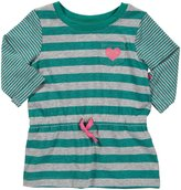 Carter's Knit Tunic - Pink Stripe-4
