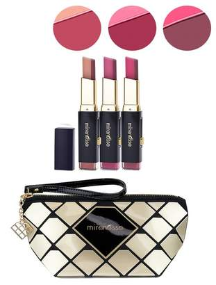 Mirenesse All Day Plumpers Maxi-Tone 5-Piece Lip Bar & Diamonds Bag Set