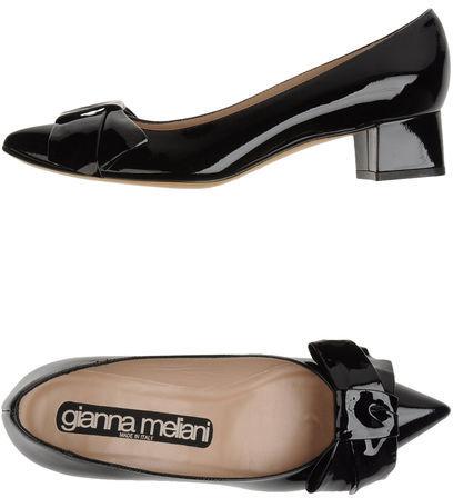 Gianna Meliani Closed-toe slip-ons