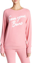 Junk Food Clothing Sun Your Buns Sweater
