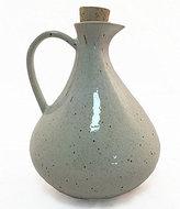 Southern Living Speckled Stoneware Oil Bottle