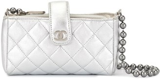Chanel Pre-Owned Ball Chain mini shoulder bag
