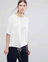 Just Female Top Plain T-Shirt