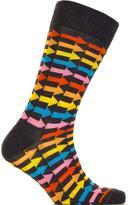 Happy Socks Men's Direction Arrow Socks