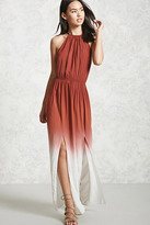 Forever 21 Ombre Dye Maxi Dress