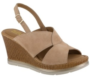 Bella Vita Pep-Italy Wedge Sandals Women's Shoes