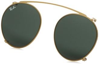 Ray-Ban Unisex's Rx2180c Metal Prescription Eyeglass Frames