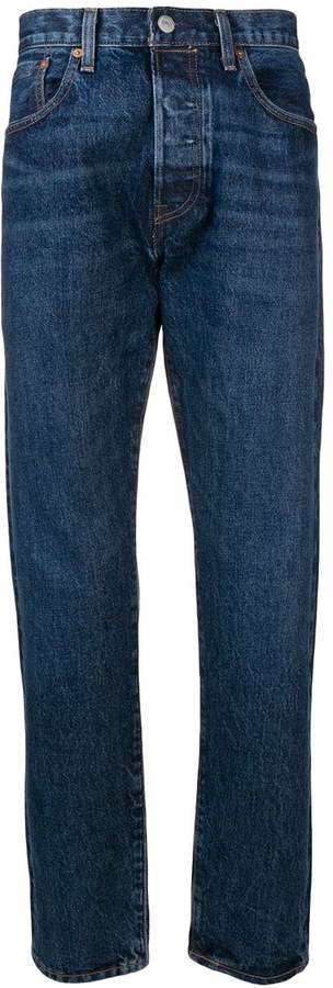Levi's Made & Crafted 501 Taper jeans