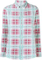 Visvim Wally Check Shirt - women - Cotton - L