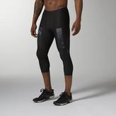 Reebok CrossFit PWR6 Compression 3/4 Legging Built With Kevlar®