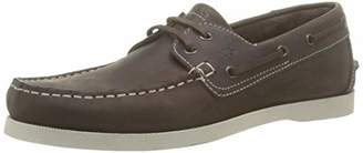 TBS Men's Phenis Boat Shoes, Brown (Marron E8005)
