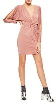 Missguided Women's Twist Front Dress