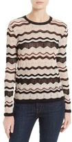 M Missoni Women's Ripple Ribbon Top