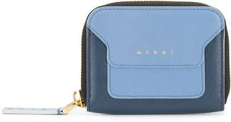 Marni colour block purse