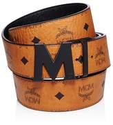 MCM Claus Matte Buckle Belt