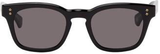 Dita Black Mann Square Sunglasses
