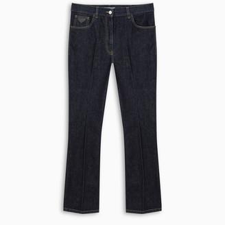 Prada Flare crop jeans