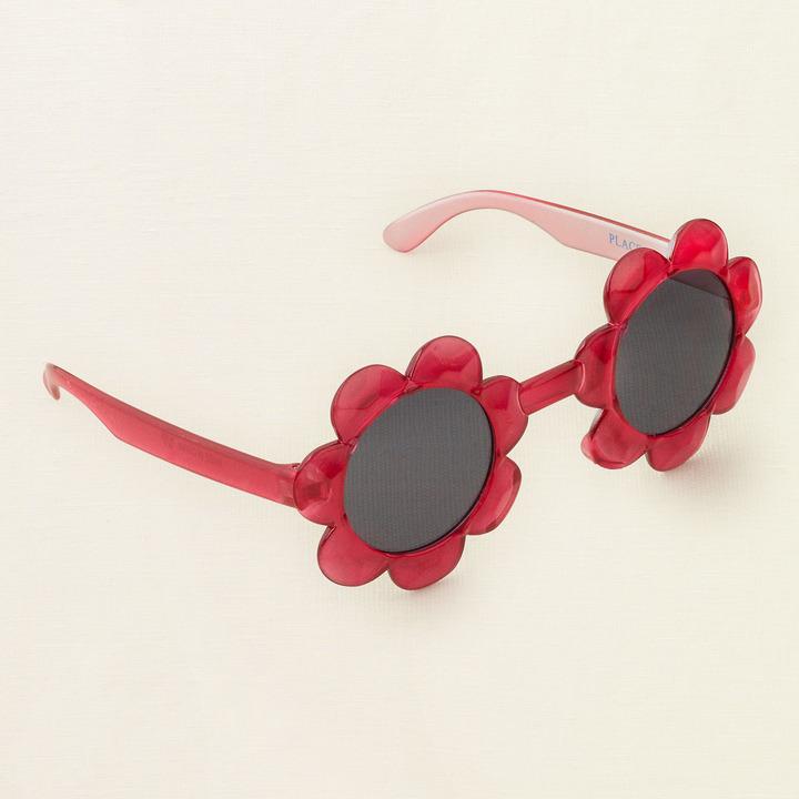 Children's Place Flower sunglasses