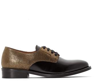 Jonak Leather Brogues Exclusive to La Redoute