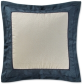 Waterford Sinclair Indigo Reversible European Sham