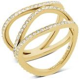 Michael Kors Wavy Band Ring