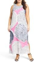 Nic+Zoe Plus Size Women's Sungrove Maxi Dress