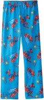 Marvel Big Boys' The Spiderman Movie Web Master Pajama Pant, Size 8