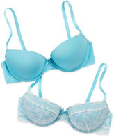 Marie Meili Kathleen 2-pk. Push-Up Full-Coverage Bras