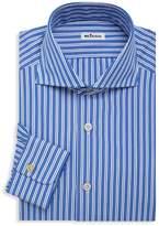 Kiton Stripe Dress Shirt