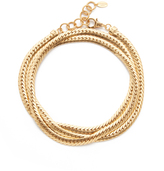 Elizabeth Cole Wrap Choker Necklace