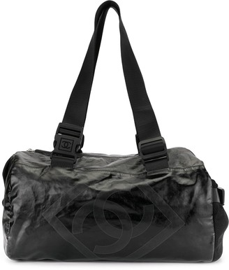Chanel Pre Owned 2007 Sports Line Boston holdall