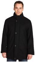 Report Collection Outerwear Coat (Black 09) - Apparel