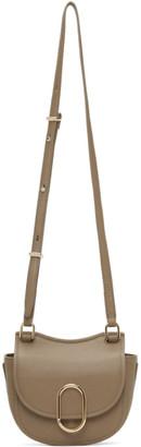 3.1 Phillip Lim Taupe Mini Hunter Alix Bag