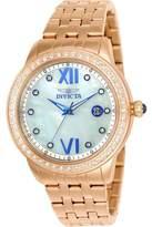 Invicta Women's Angel 23663 Rose-Gold Stainless-Steel Analog Quartz Dress Watch