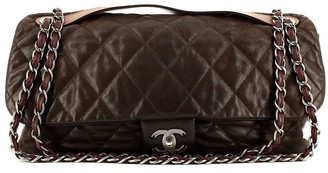 Chanel Pre Owned CC quilted shoulder bag