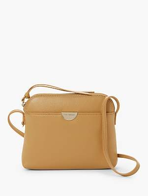Coccinelle Half Leather Cross Body Bag