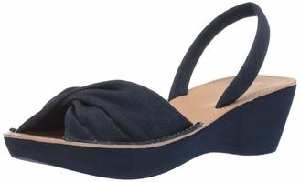Kenneth Cole Reaction Women's Fine Twist Platform Sandal Wedge