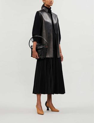 Max Mara Etrusco wool and cashmere-blend turtleneck jumper