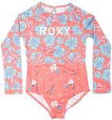 Roxy Mermaid Ls Ones Pink