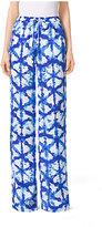 Michael Kors Tie-Dye Wide-Leg Pants