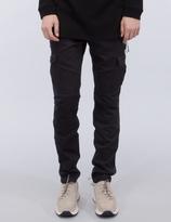 Stampd Cargo Zip Moto Denim Jeans