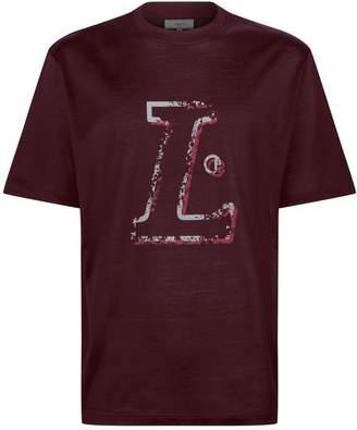 Lanvin Logo Print T-Shirt