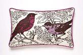 Thomas Paul Perch Violet Linen Pillow